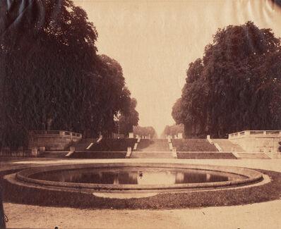 Eugène Atget, 'Terrace Staircase, Parc St. Cloud', Neg. date: 1904 c. / Print date: 1904 c.