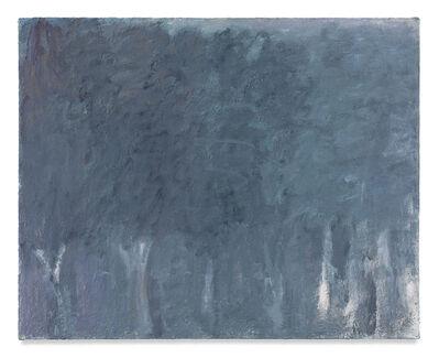 Wolf Kahn, 'Tre Alberi', 1963