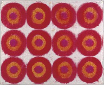 Barbara White, 'Tie Dye', 1958