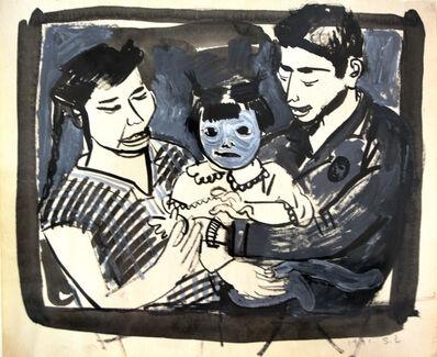 Shen Ling, 'Family', 1991
