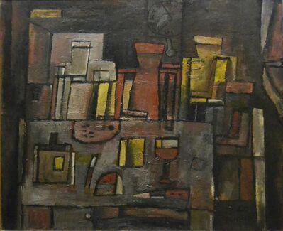 José Gurvich, 'Bodegón estructurado', 1960