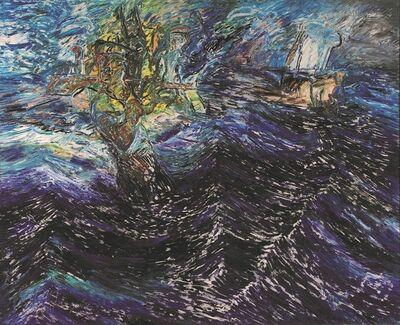 Mehmet Güleryüz, 'The Seaman, 25, 26, 27, 28 September', 1988