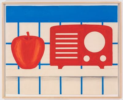 Tom Wesselmann, 'Study for Still Life #46', 1964