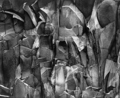 Paul Caponigro, 'Rock Wall #2, West Hartford, Connecticut', 1959