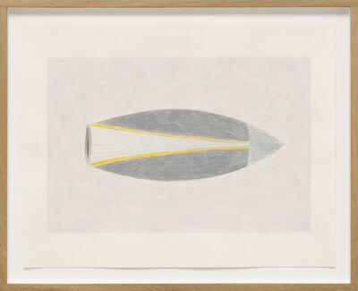 Rodrigo Hernández, 'Untitled (Rocket)', 2016