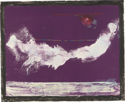 Helen Frankenthaler, 'Mirabelle', 1985-90