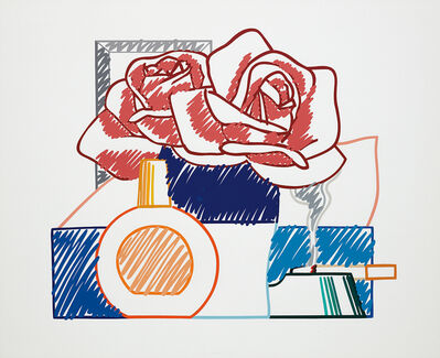 Tom Wesselmann, 'Scribble Version of Still Life no.58', 1991