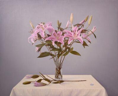 John Hansen, 'Lilies'