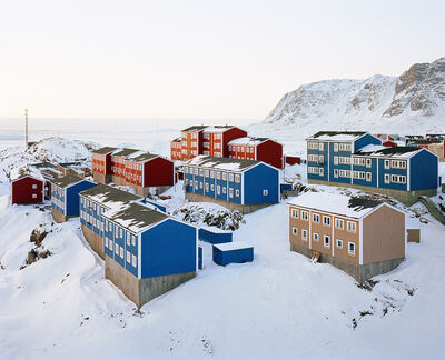 Joël Tettamanti, 'Untitled from the study Sisimiut', 2012