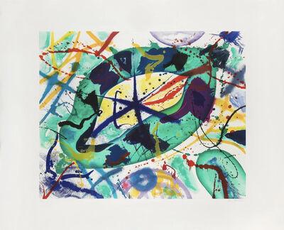 Sam Francis, 'Trietto #1', 1991