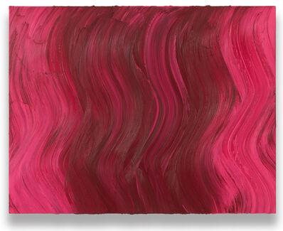 Jason Martin, 'Untitled (Brilliant pink / Ideal rose)', 2020