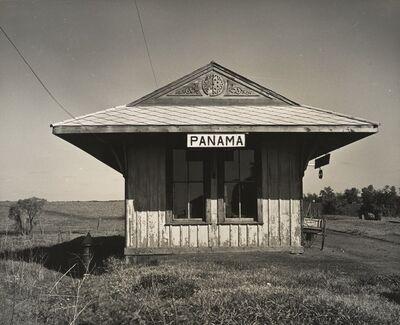 Wright Morris, 'Panama, Nebraska', 1947