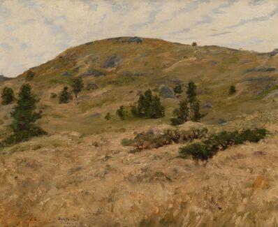 Ben Foster, 'Golden Hill', ca. 1910