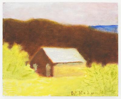 Wolf Kahn, 'Country Studio', 2010