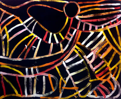 Minnie Pwerle, 'Awelye Atnwengerrp', 2004