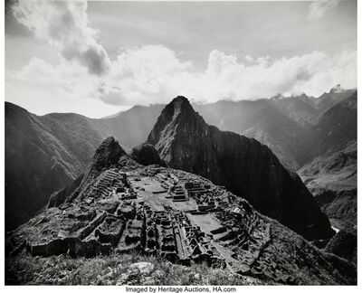 Eliot Elisofon, 'Machu Picchu and Sorting Coffee, Peru', circa 1950-printed later