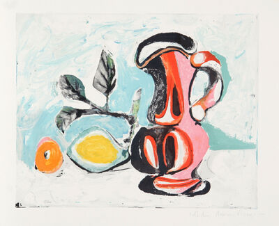 Pablo Picasso, 'Nature Morte au Pichet Rose', 1973