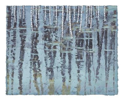 Stéphane Erouane Dumas, 'Hiver, reflets', 2019
