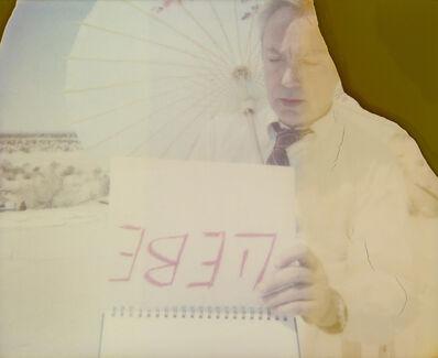 Stefanie Schneider, 'L(i)ebe starring Udo Kier, Contemporary, 21st Century, Polaroid, Figurative Photograph, Color', 2007