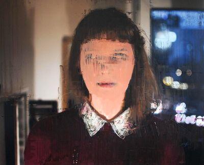 Şahin Çelikten, 'Portrait', 2018