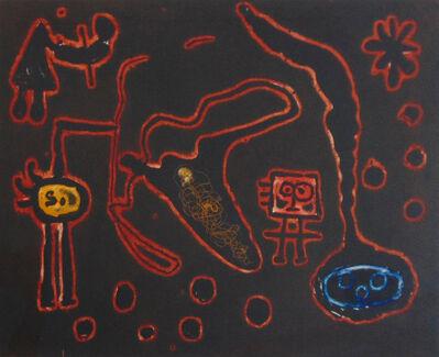 Joan Miró, 'Plate V, from: Series II | Série II', 1952-1953