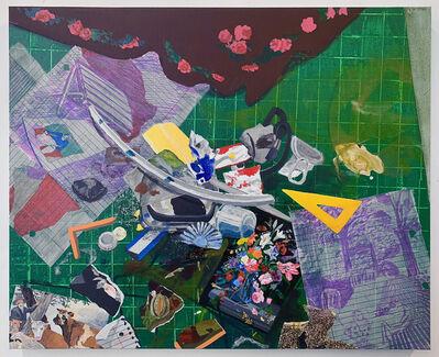 Talia Levitt, 'Studio Detritus', 2019