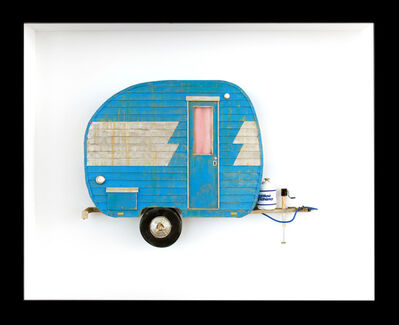 Drew Leshko, '2ND HOME', 2016