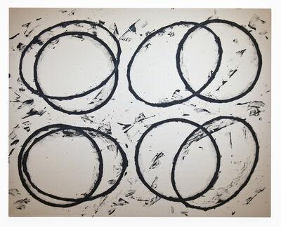 Gerald Ferguson, '4 Circles 4 Elipses', 2006
