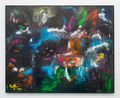 Dan Rees, 'Artex painting', 2015