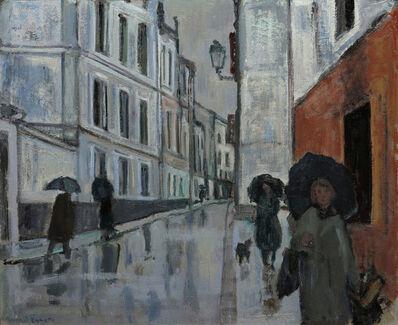 Bernard Lamotte, 'Rue Montmartre'