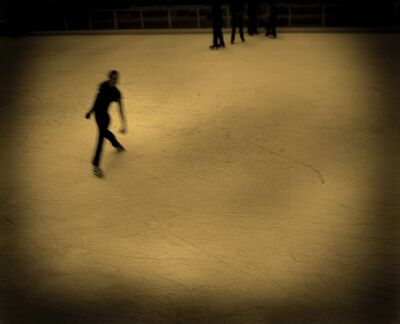 Jack Spencer, 'Figure Skater 2/20'