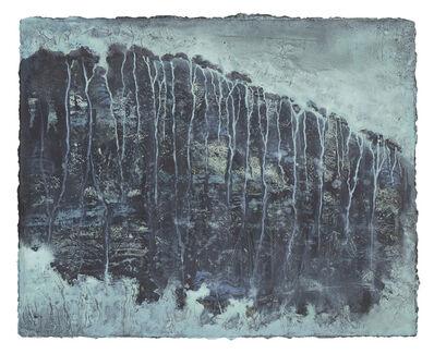 Stéphane Erouane Dumas, 'Falaise nocturne', 2019