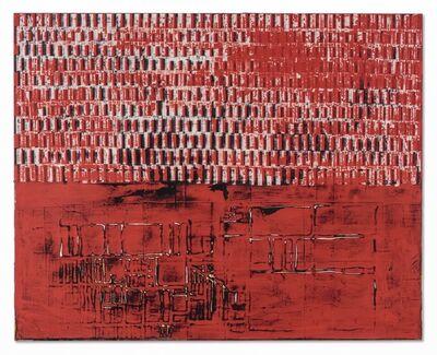 Mark Bradford, 'Exodus'