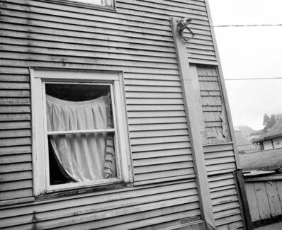 Patrice Aphrodite Helmar, 'Gasineau Avenue Window - Juneau, Alaska', 2018