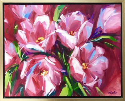 Nadia Kasko, 'Pink Tulips', 2013