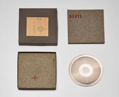 Joseph Beuys, 'Sun Disc', 1973