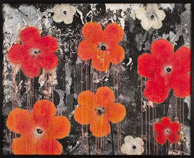 Helen K. Tindel, 'Pantone Poppies', 2019