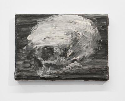 Yan Pei-Ming, 'Crane 7', 2004