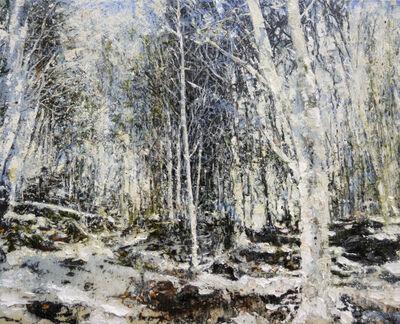 Raffaele Minotto, 'Viaggio d'inverno', 2017