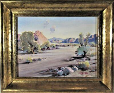 Frederick Richard Richard Chisnall, 'Desert Scene', ca. 1960