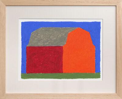 Jordy van den Nieuwendijk, 'Red Barn', 2018