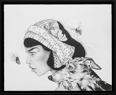Nicomi Nix Turner, 'Heroically Lost', 2016