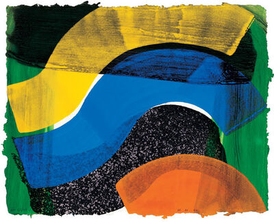 Howard Hodgkin, 'Put Out More Flags', 1992