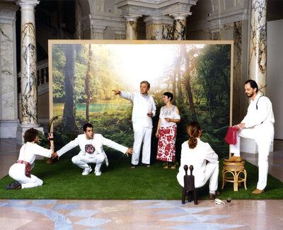 Lisl Ponger, 'Garden Party', 2015