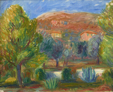 William James Glackens, 'Southern France', ca. 1920s