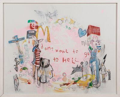 Antony Micallef, 'Living in my Pink Plastic Modern World', 2006
