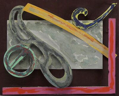 Frank Stella, 'Bonin Night Heron'