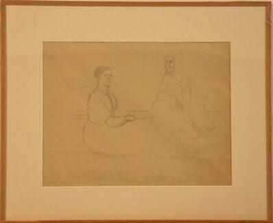 Pierre Tal-Coat, 'La conversation', ca. 1920