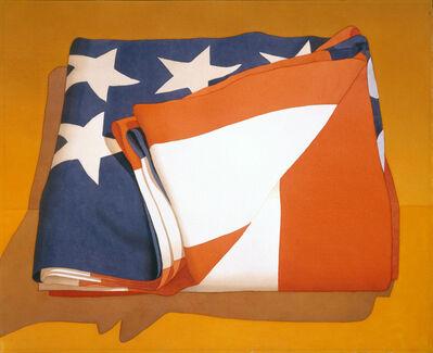 Mark Adams, 'Folded Flag', 1994