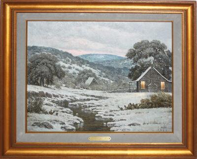 Randy Peyton, 'Snowy Landscape', 1988